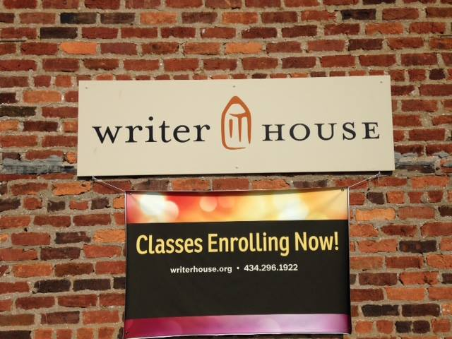 WriterHouse Sign