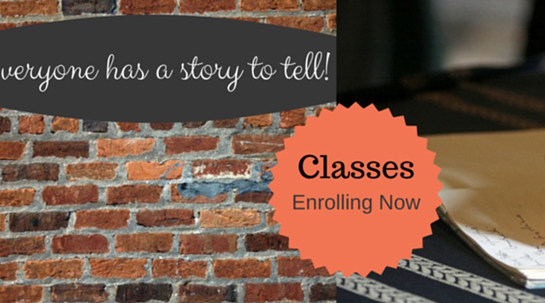 Check out our spring classes!