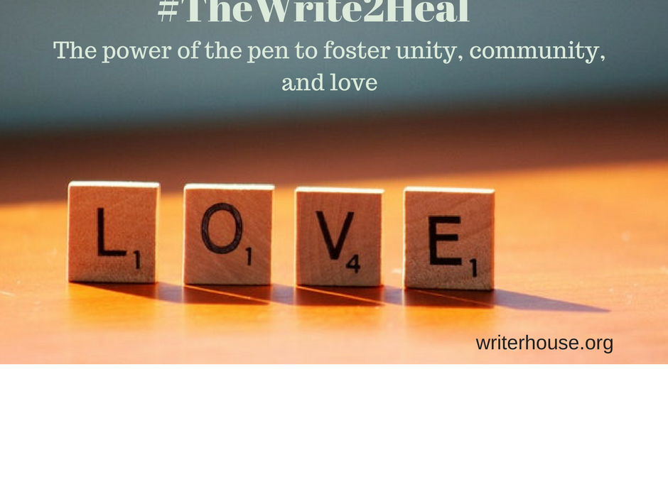 #TheWrite2Heal
