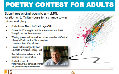 Poetry Contest for Adults